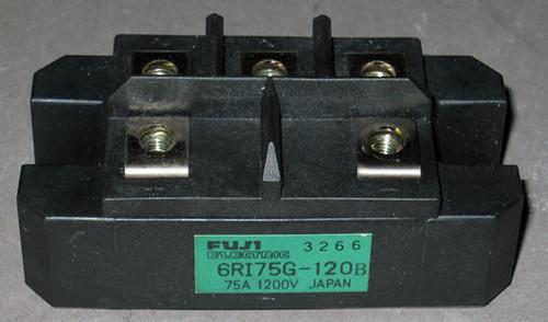 6RI75G-120B - Bridge Rectifier (Fuji) - Used