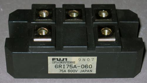 6RI75A-060 - Bridge Rectifier (Fuji) - Used