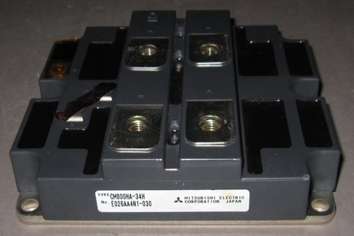 CM800HA-34H - 1700V 800A IGBT (Mitsubishi) - Used