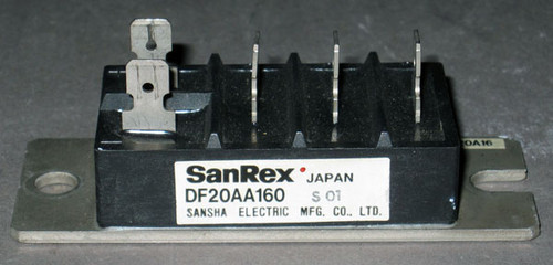 DF20AA160 - Bridge Rectifier (SanRex) - Used