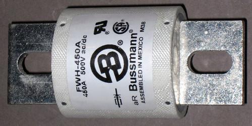 FWH-450A - Fuse, 450A, 500V (Bussmann)