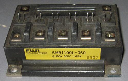 6MBI100L-060 - IGBT (Fuji) - Used