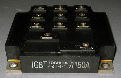 A50L-1-0221 - Transistor (Toshiba) - Used