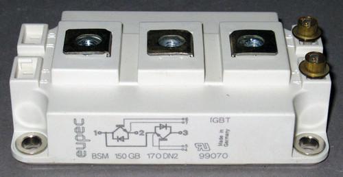 BSM150GB170DN2 - IGBT (Eupec, now Infineon)