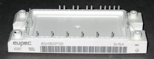 BSM35GP120 - IGBT / EconoPIM Module (Eupec, now Infineon)