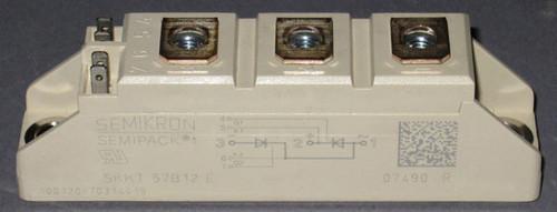 SKKT57B12E - SCR/Thyristor (Semikron)