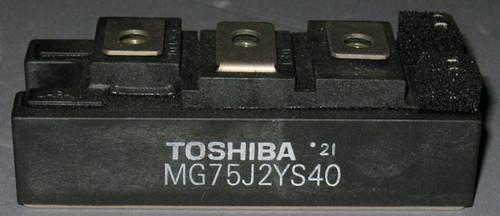 MG75J2YS40 - IGBT (Toshiba)
