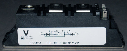 IRKT91/12P - 1200V 95A Dual SCR/Thyristor (Vishay)