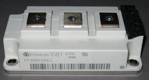 FF300R17KE4 - 1700V 300A Dual IGBT (Infineon)