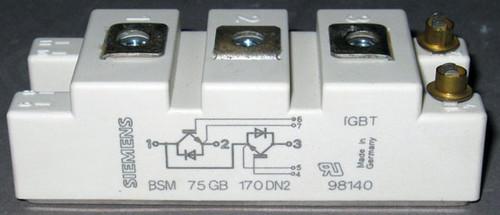 BSM75GB170DN2 - IGBT (Siemens - now Infineon/Eupec)