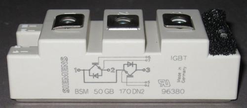 BSM50GB170DN2 - IGBT (Siemens - now Infineon/Eupec)