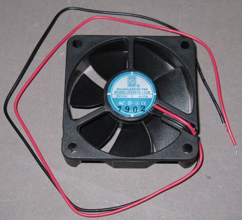 OD6015-12HB - 12VDC Fan (Orion Fans)