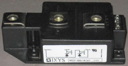 MCC250-16I01 - Dual SCR/Thyristor (IXYS)