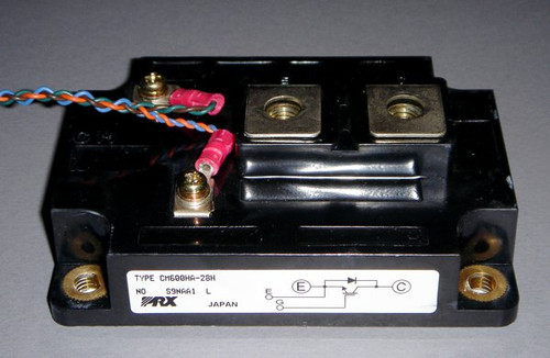 CM600HA-28H - 1400V 600A IGBT (Powerex)  - New/RFE