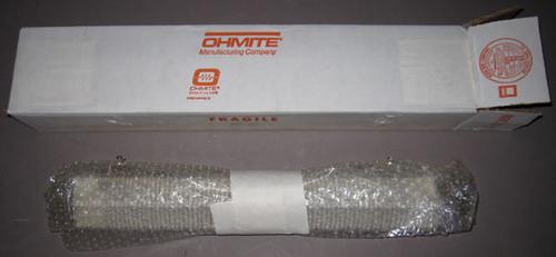PFR5K25R0 - 25-Ohm 650W Power Resistor (Ohmite)