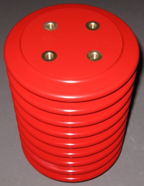 001-000040 - 100kV BIL High-Voltage Insulator (Resin Systems Corporation)