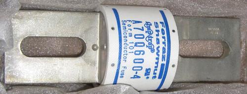 A70Q600-4 - 600A 700V Fuse (Ferraz Shawmut)
