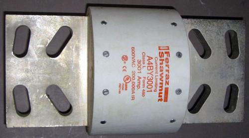A4BY3001 - 3001A 600VAC Fuse (Ferraz Shawmut / Mersen)