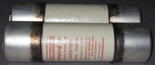 A240R18R - 2.4kV 18R-Rated Fuse (Ferraz Shawmut)