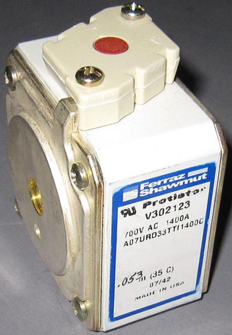 A070URD33TTI1400C / V302123 - 1400A 700V Fuse (Ferraz Shawmut)