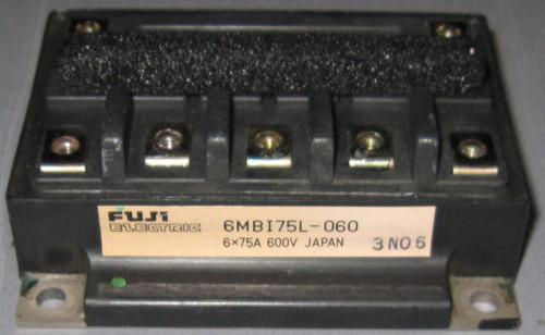 6MBI75L-060 - IGBT (Fuji) - Used