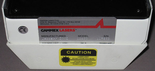 1A480 - Positioning Laser (Gammex) - Used