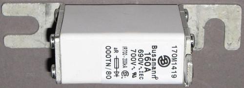 170M1419 - 160A 690/700V Fuse (Bussmann)