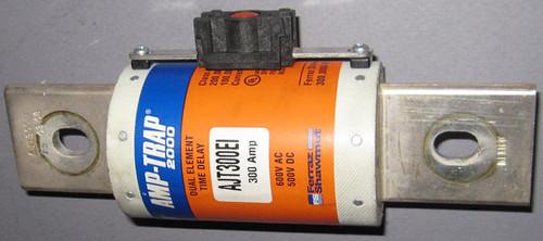 AJT300EI - 300A 600VAC/500VDC Fuse (Ferraz Shawmut) - Used