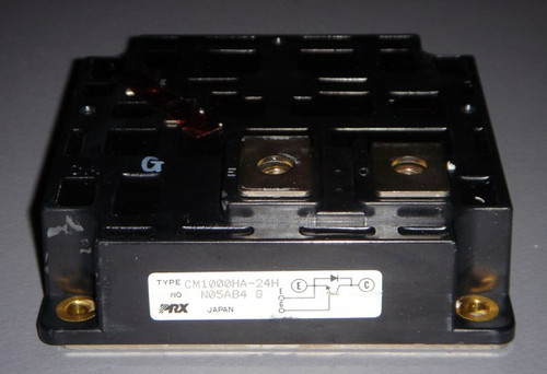 CM1000HA-24H - 1200V 1000A IGBT module (Powerex) - Used