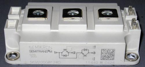 SKM200GB128D - IGBT (Semikron) - Used