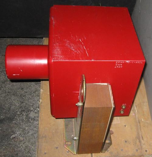 IT100-5E-C-AB-L - 100kV 5kVA High-Voltage Isolation Transformer 208V In - 115/220V Out (Hipotronics) - Used