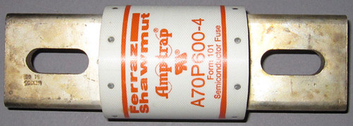 A70P600-4 - 600A 700V Fuse (Ferraz Shawmut)