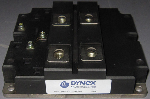 DIM1600FSM12-A000 - 1200V 1600A IGBT (Dynex)