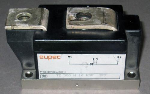 TZ500N16KOF - SCR, 1600V 500A (Eupec) - Used