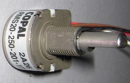RMS20-250-201-1T / AMZ022-02 / M2002418 - Encoder (Copal)