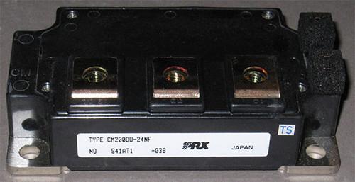 CM200DU-24NF - 1200V 200A Dual IGBT (Powerex)