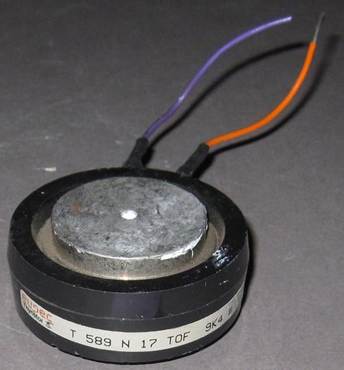 T589N17TOF - SCR / Thyristor (Eupec) - Used