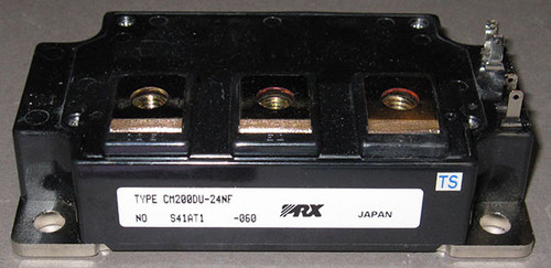 CM200DU-24NF - 1200V 200A Dual IGBT (Powerex) - Discounted