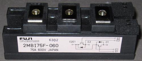 2MBI75F-060 - 600V 75A Dual IGBT (Fuji)