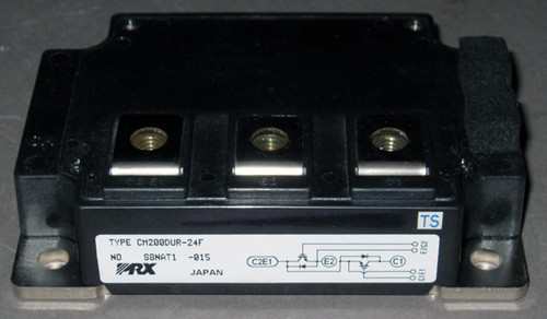 CM200DUR-24F - 1200V 200A Dual IGBT (Powerex)