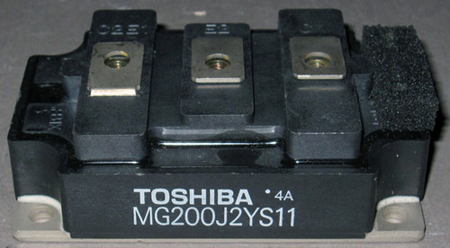 MG200J2YS11 - 600V 200A dual IGBT (Toshiba)