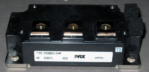 CM200DU-34NF - 1700V 200A IGBT (Powerex)