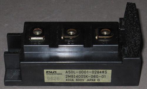 A50L-0001-0284#S (Fanuc) / 2MBI400SK-060-01 IGBT (Fuji) - Discounted