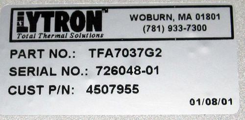 TFA7037G2 / 4507955 - Heat Exchanger (Lytron)