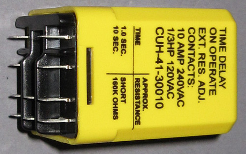 CUH-41-30010 - Time Delay Relay (Tyco Electronics)