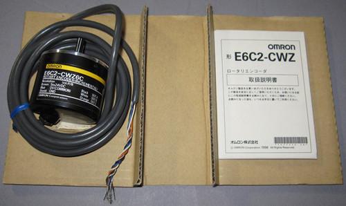 E6C2-CWZ6C - Rotary Encoder (Omron)