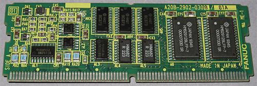 A20B-2902-0300/01A - PM-H Memory Module (Fanuc) - Used