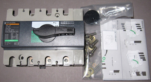 INS125-125A - 28910 - 125A 690VAC 3-phase Switch (Merlin Gerin)