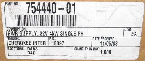 CAR4010K1-4A / 754440-01 / CAR4010 - Power Supply (Cherokee)
