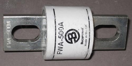 FWA-500A - 500A 150VAC Fuse (Bussmann)
